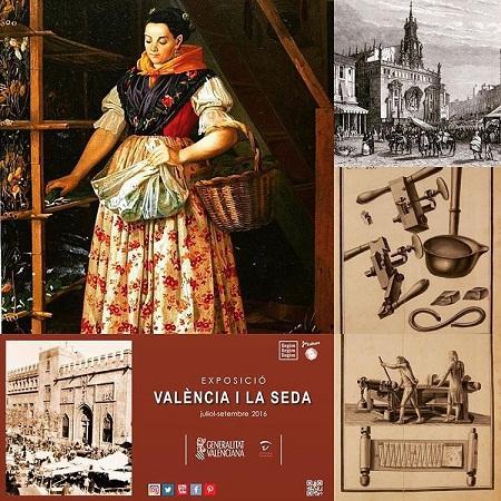 Valencia y la seda