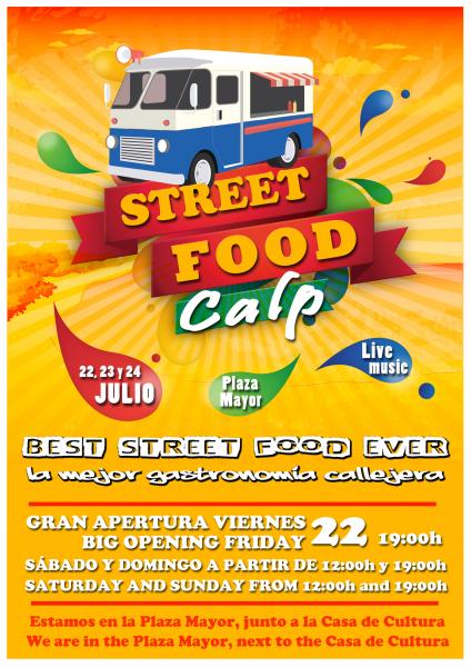 Street Food Calpe