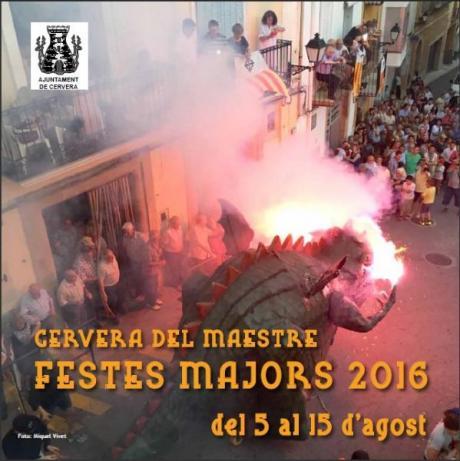 Fiestas Mayores en Cervera del Maestre