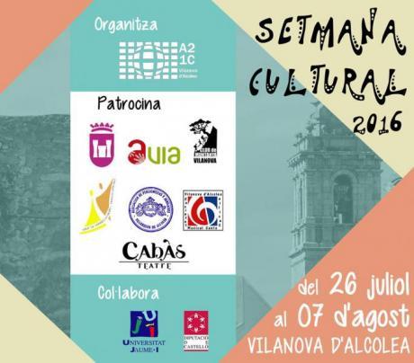 Semana Cultural en Vilanova d'Alcolea