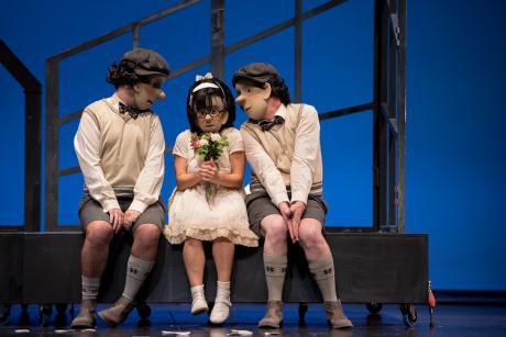 """Teatro: Marie De Jongh presenta """"AMOUR"""""""