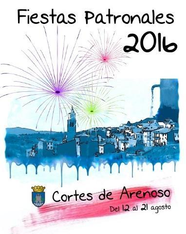Fiestas en Honor de la Virgen de los Ángeles en Cortes de Arenoso