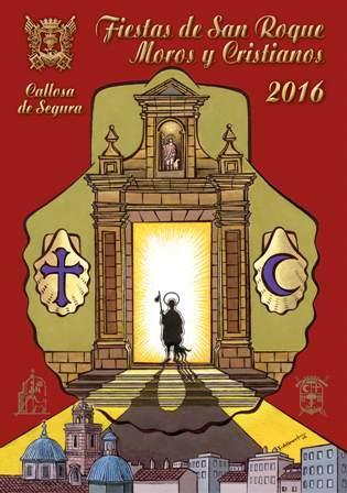 Moros y Cristianos Callosa de Segura 2016