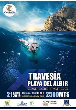 XI Travesía Playa del Albir, Carlos Pardo.