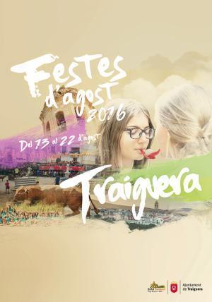 Fiestas de la virgen de la Asunción y San Roque de Traiguera