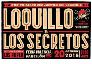 Concierto Loquillo + Los Secretos