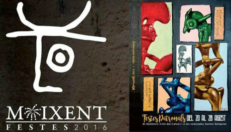 Fiestas Patronales de Moixent 2016