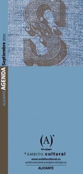 ÁMBITO CULTURAL AGENDA SEPTIEMBRE 2016