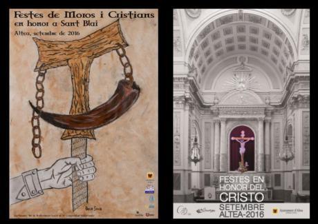 Fiestas Patronales de Altea en honor al Cristo y de Moros y Cristianos en honor a San Blas