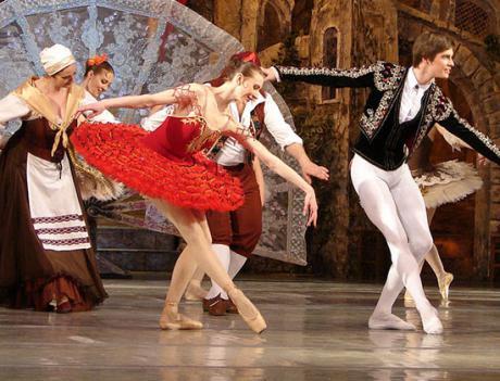 Ballet de camara nacional de Ucrania - Teatro Olympia