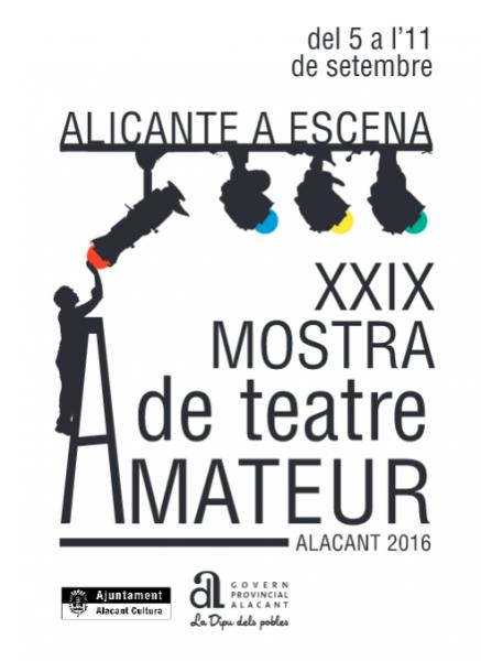 ALICANTE A ESCENA 2016