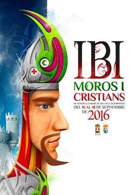 Fiestas de Moros y Cristianos 2016 en Ibi