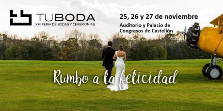 Tu boda, feria de bodas y ceremonias en Castellón