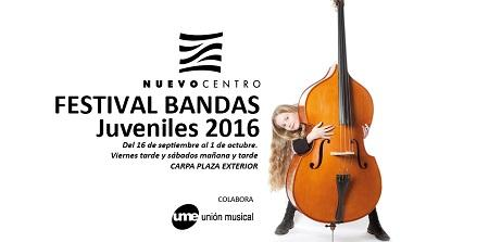 Festival de Bandas Juveniles 2016