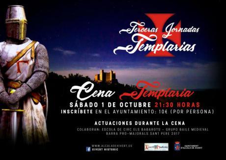 II JORNADAS TEMPLARIAS ALCALÀ DE XIVERT