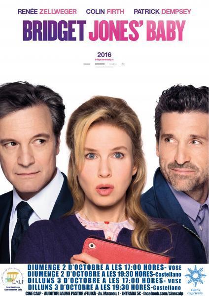 Cinema: Bridget Jones Baby