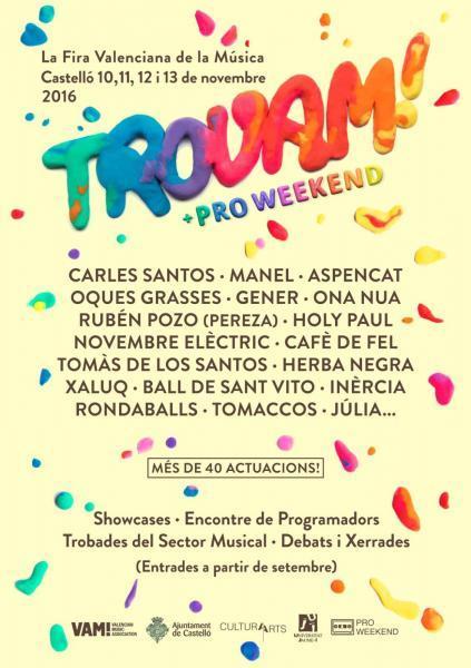 IV Festival Trovam a Castelló