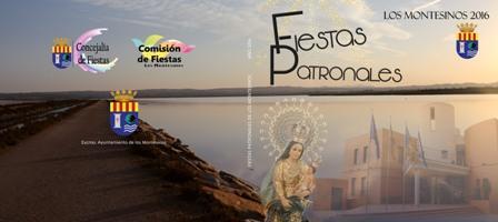 Fiestas Patronales Los Montesinos 2016