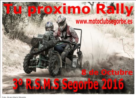 III Rally Mulas en Segorbe