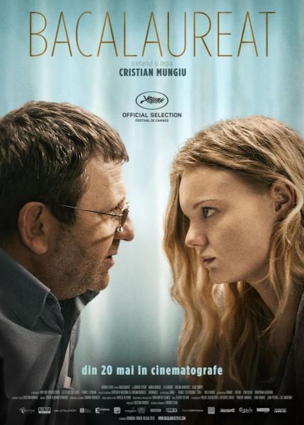 Cine: Bacalaureat (Los exámenes)