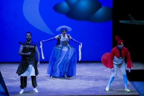 "Teatro/danza: Petit Liceu familiar presenta ""La petita flauta màgica"""