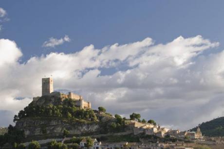 Biar, paraíso natural y monumental en el interior de Alicante