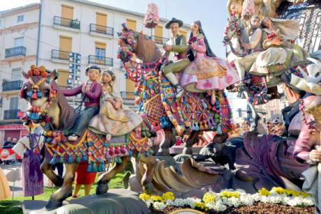 Fallas 2017: ephemeral art becomes eternal following Unesco recognition