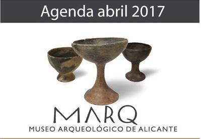 Agenda Abril MARQ 2017