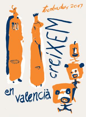 Trobades d'Escoles en Valencià a Manises 2017