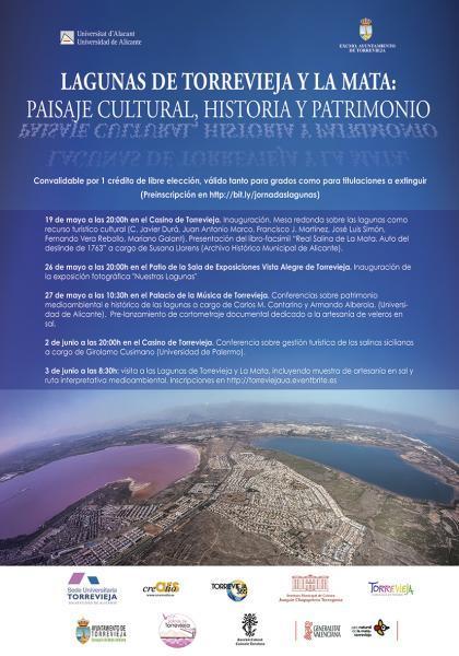 Lagunas de Torrevieja y La Mata. Paisaje Cultural, Historia y Patrimonio