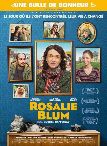 Cine: Rosalie Blum