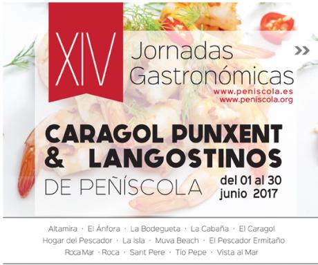XIV JORNADAS DEL CARAGOL PUNXENT Y EL LANGOSTINO