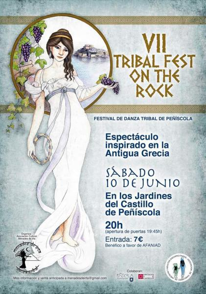VII Tribal Fest on the Rock