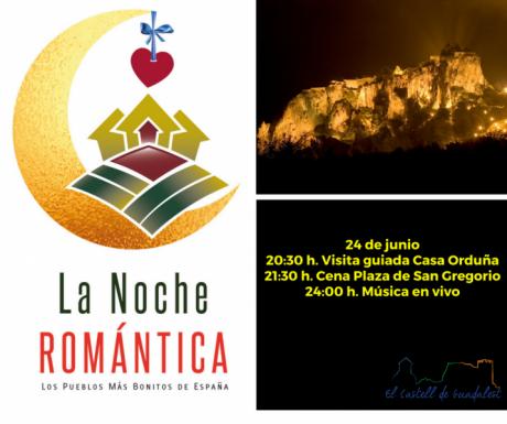 La noche Romántica