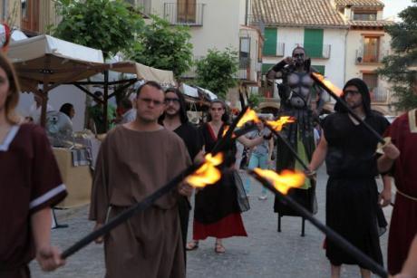 Forcall se convertirá en la ciudad romana de Lesera