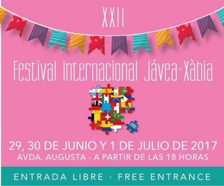 XXII Festival Internacional de Xàbia