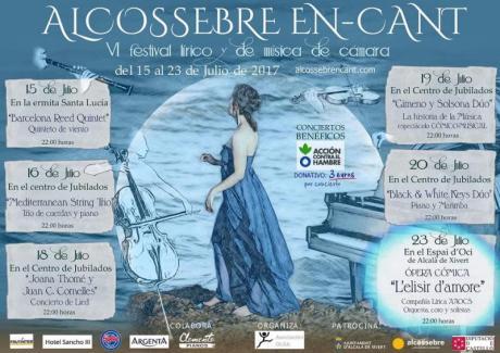 VI Festival Alcossebre En-cant