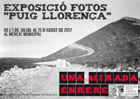 """Exposición fotos """"Puig Llorença"""""""