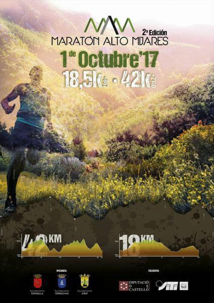 Maratón Alto Mijares en Torrechiva
