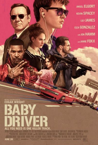Cine: Baby Driver