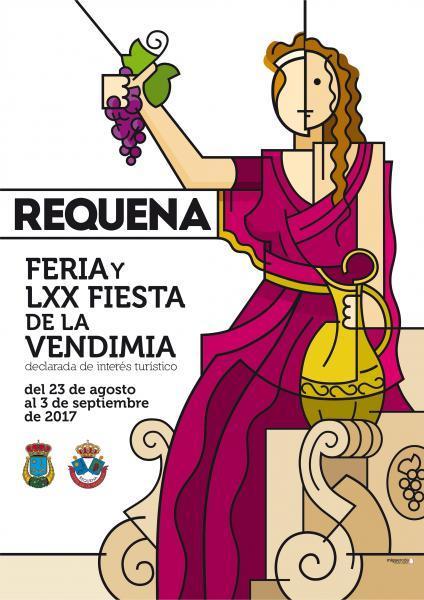 Feria y LXX Fiesta de la Vendimia de Requena