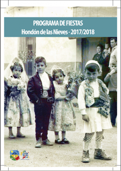Fiestas Patronales Hondón de las Nieves 2017.