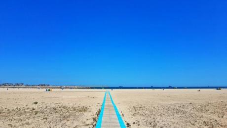 Six plages pour profiter de l'automne dans la Région de Valencia