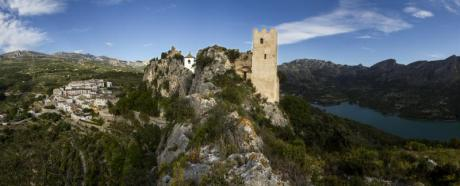 Five unmissable Castles in Alicante Costa Blanca
