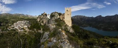 Fünf Burgen an der Costa Blanca von Alicante, die man gesehen haben muss