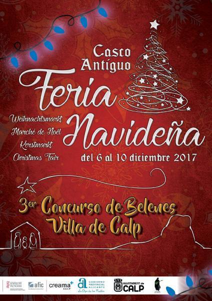 Feria Navideña Casco Antiguo Calpe