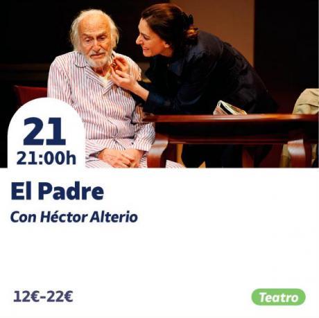 El Padre. Teatro