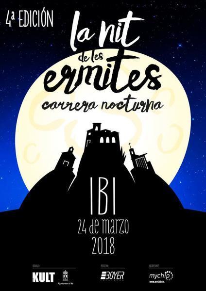 IV Carrera Nocturna Nit de les Ermites, Ibi