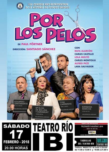 Teatro Por los Pelos
