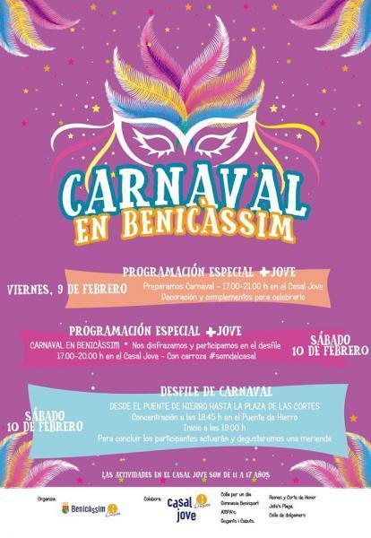 Carnaval 2018 en Benicàssim